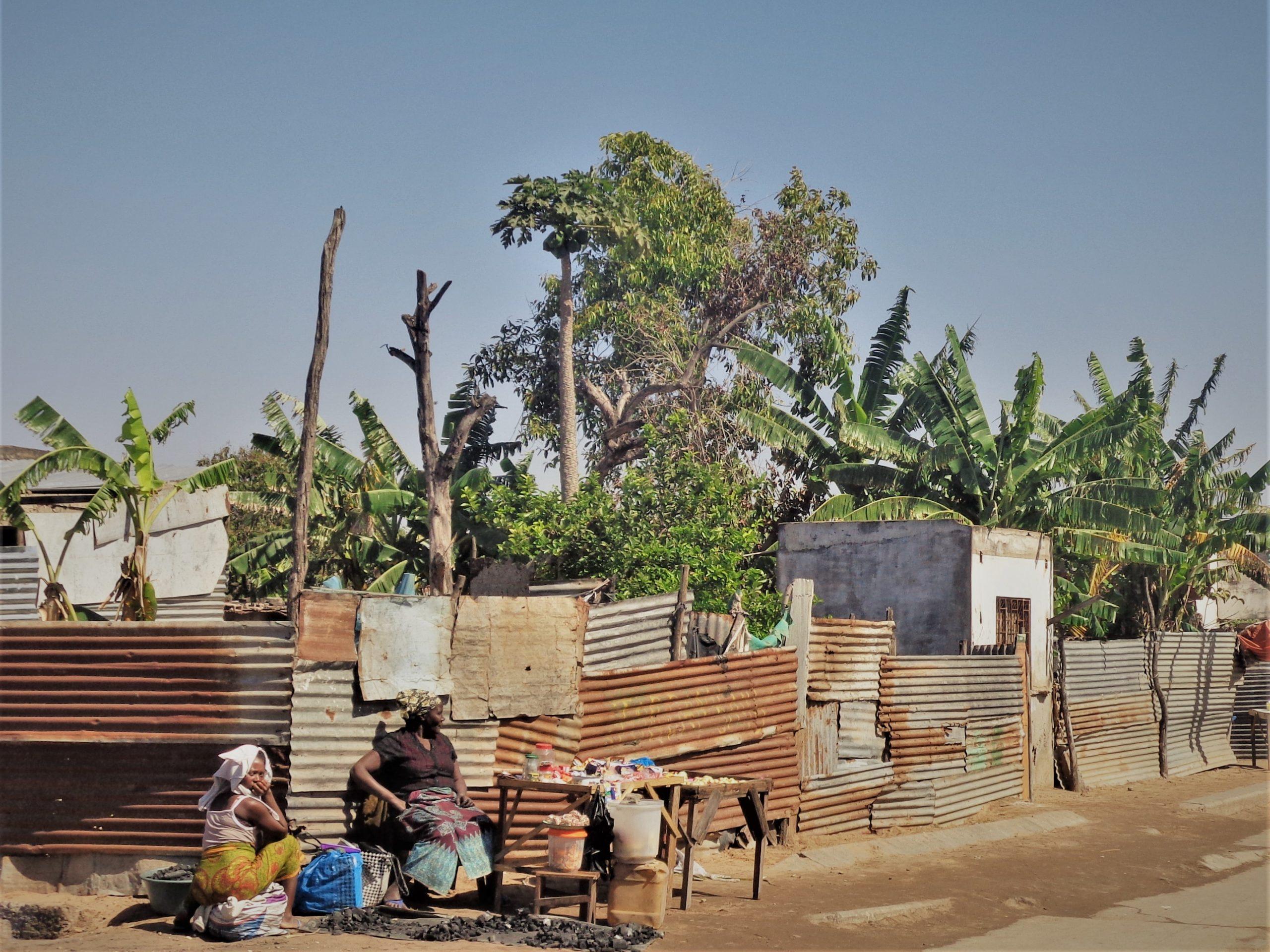 Jordrettigheder i Maputo