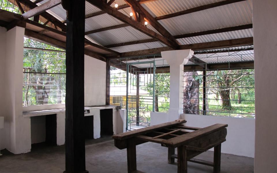 Masanga Dwellings